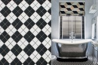 7 Fancy Bathroom Tile Ideas That Will Impress You
