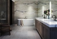 5 Stunning Transitional Bathroom Design Ideas