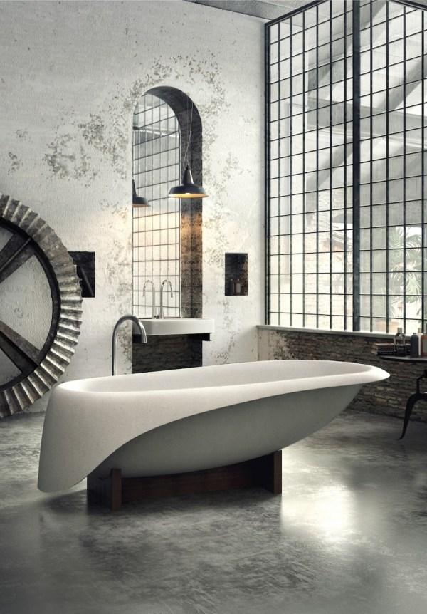 5 Industrial Bathroom Design Ideas Glam Home