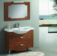 Pamper Your Home with These Amazing Wooden Bathroom Cabinets