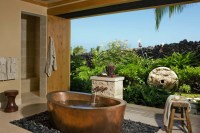 Luxury Bathrooms: Top 20 stunning outdoor bathrooms (Part 1)