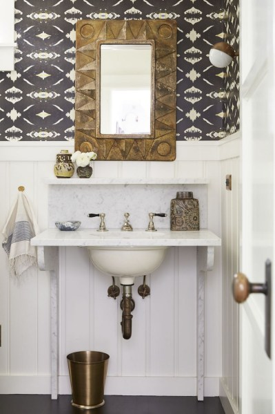 elegant rustic bathroom mirrors 7 Rustic Bathroom Ideas to Help You Create a Balanced and Elegant Set