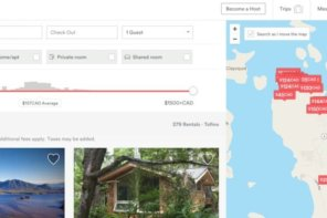 Tofino AirBnB Rentals Crackdown?