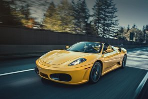 Supercar Tourism Becomes Reality In BC