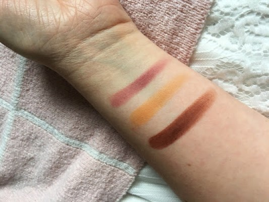 My Makeup Geek Eyeshadow Collection | Matte Swatches