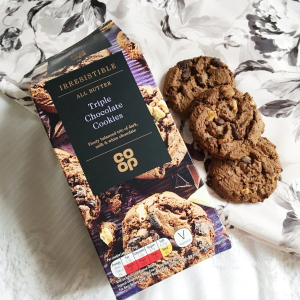 March Favourites 2017 | Co Op Cookies