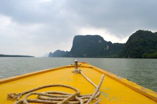 Phang Nga Bay Best Excursion on Mariner of the Seas Royal Caribbean Singapore Thailand Cruise tour and video1