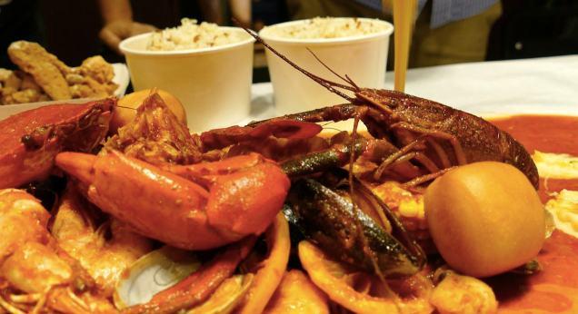 Crab Factory Petaling Jaya Kuala Lumpur Best Seafood Restaurant 4k Video Review Expat Angela Luxury Bucket List15