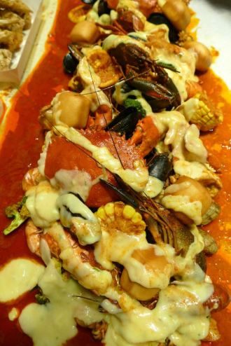 Crab Factory Petaling Jaya Kuala Lumpur Best Seafood Restaurant 4k Video Review Expat Angela Luxury Bucket List9