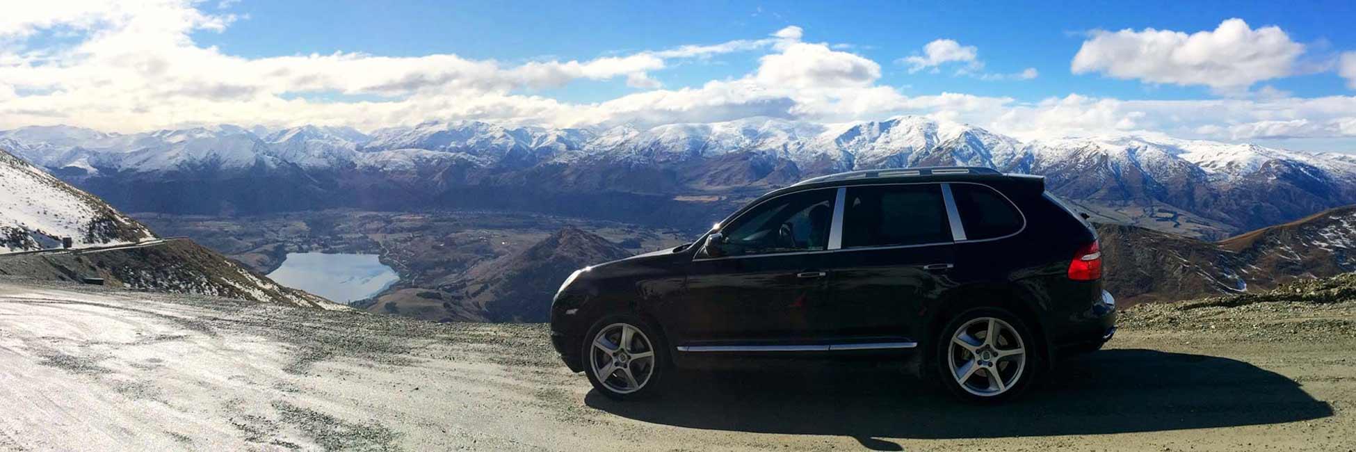 Queenstown Luxury Car Rental  Luxury Car Rental New Zealand