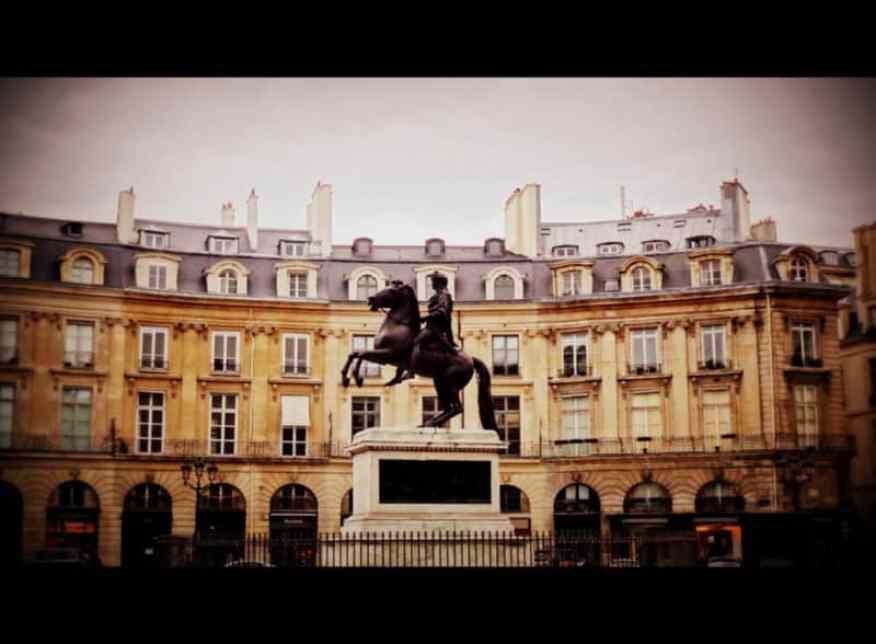 Place des Victoires - Luxury Columnist