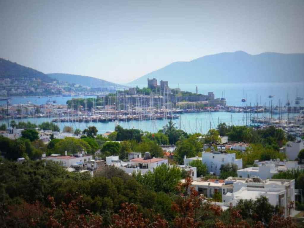Bodrum bay - www.luxurycolumnist.com