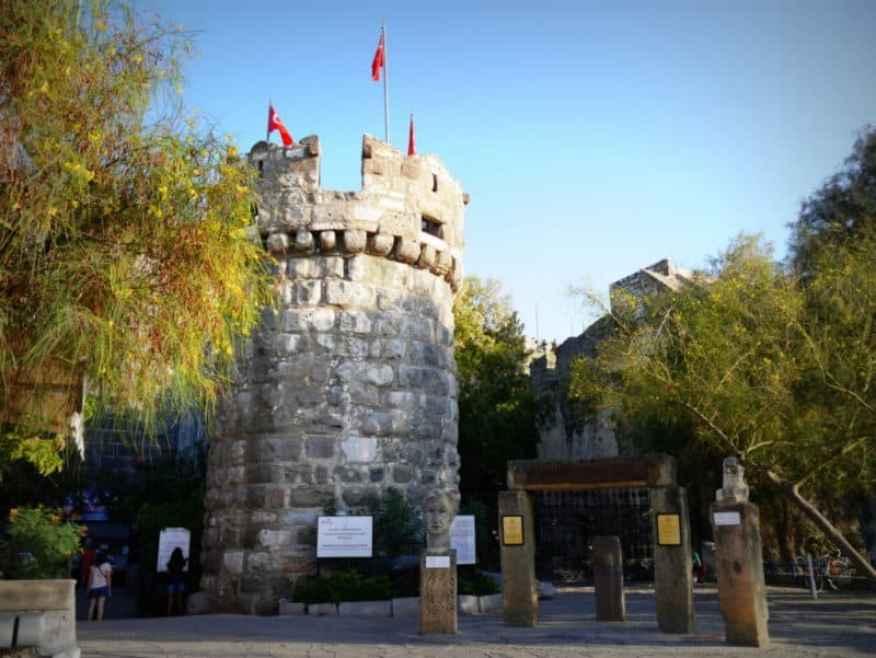 Bodrum Castle - www.luxurycolumnist.com