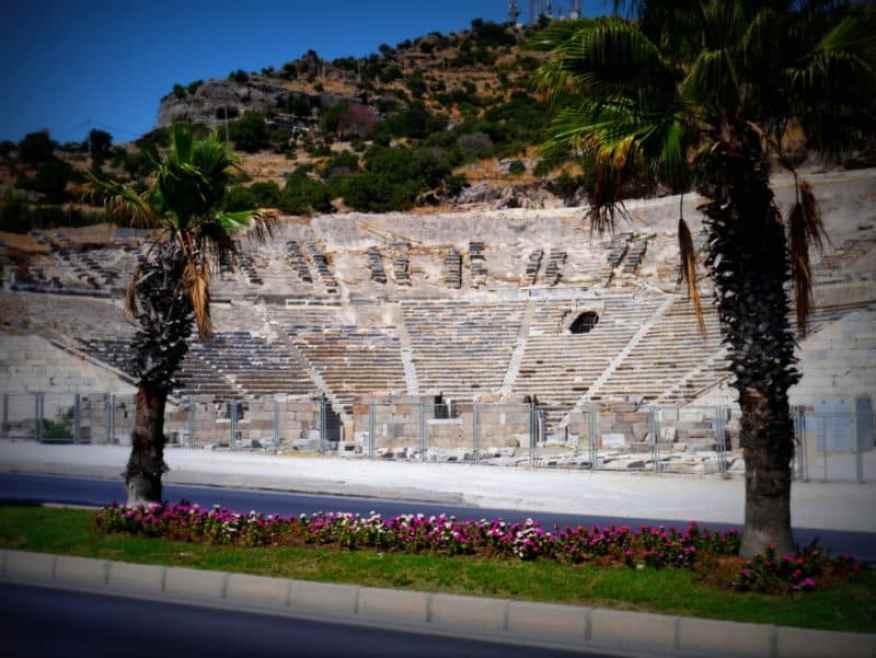 Antique Theatre Bodrum - www.luxurycolumnist.com