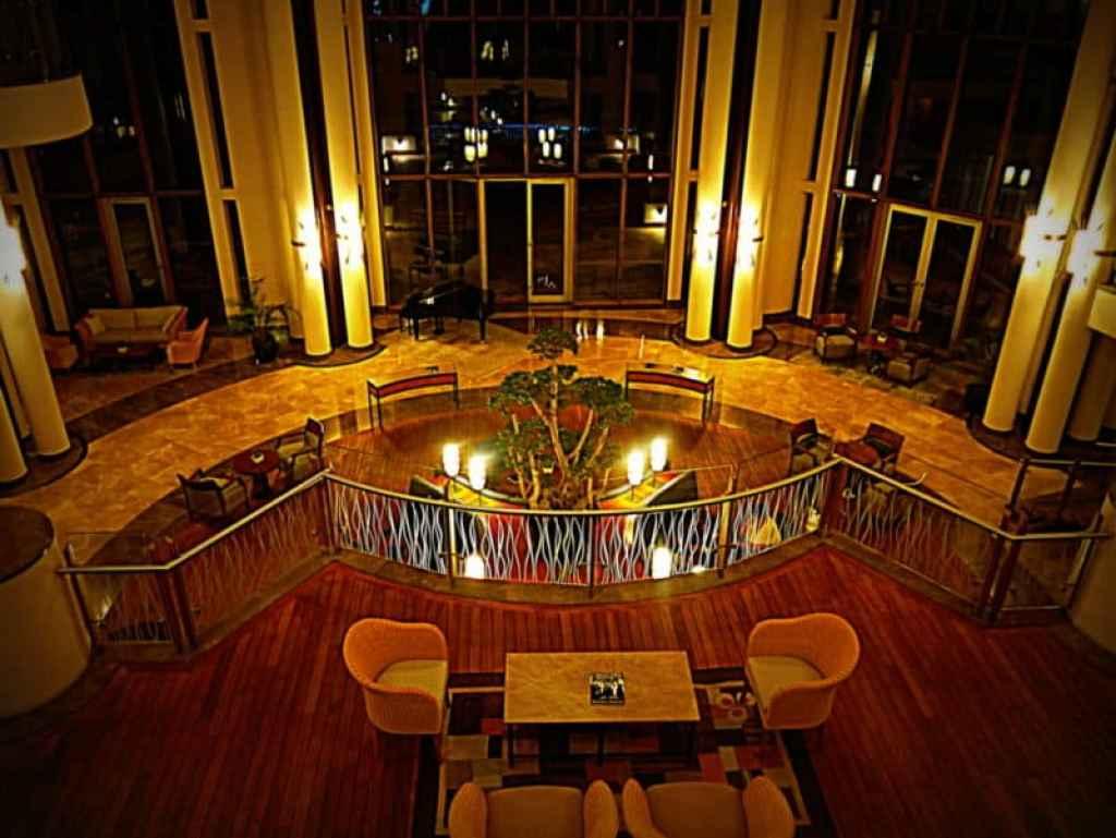 Kempinski Barbaros Bay lobby - www.luxurycolumnist.com
