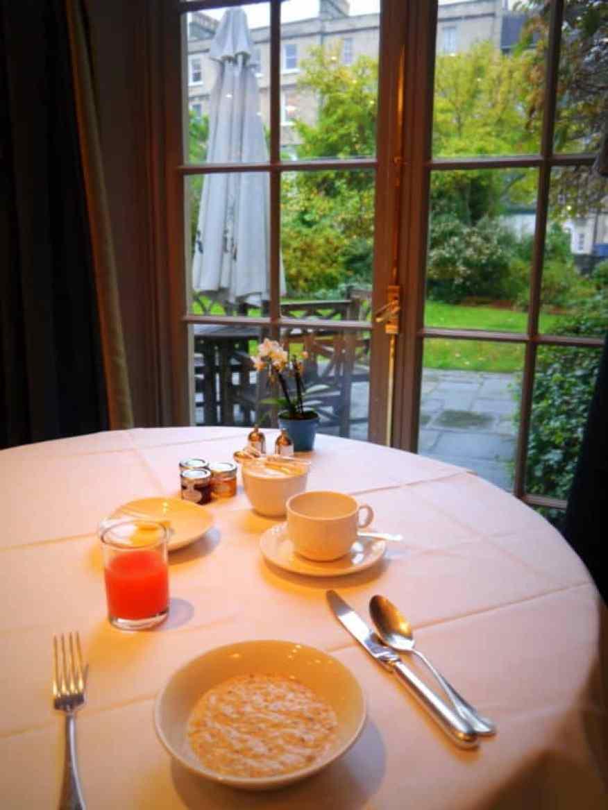 Breakfast - www.luxurycolumnist.com