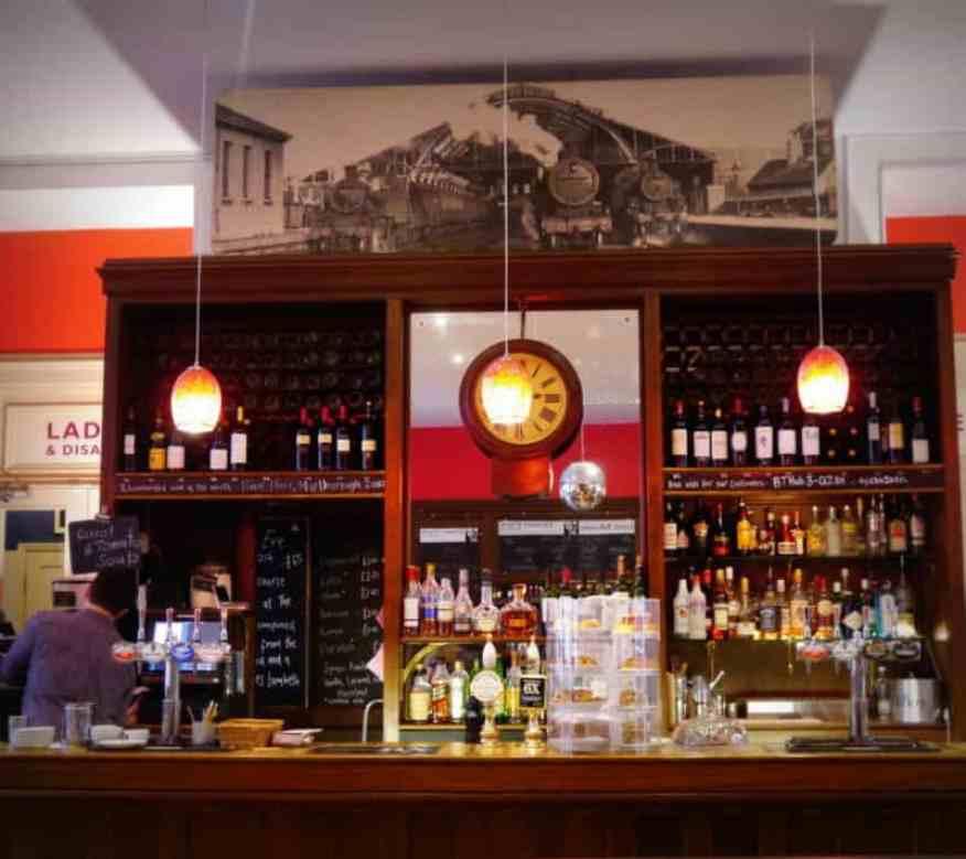 Green Park restaurant - www.luxurycolumnist.com