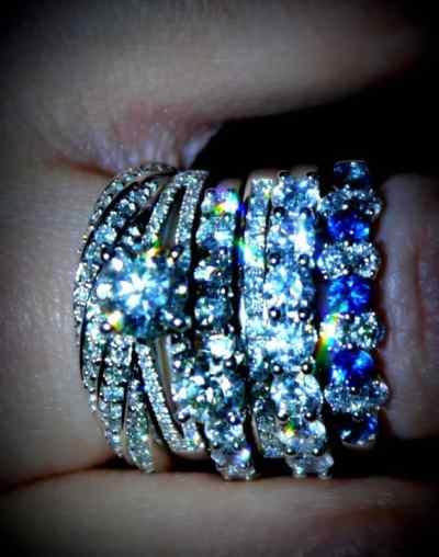 Glittering History of the Diamond Ring – Vashi