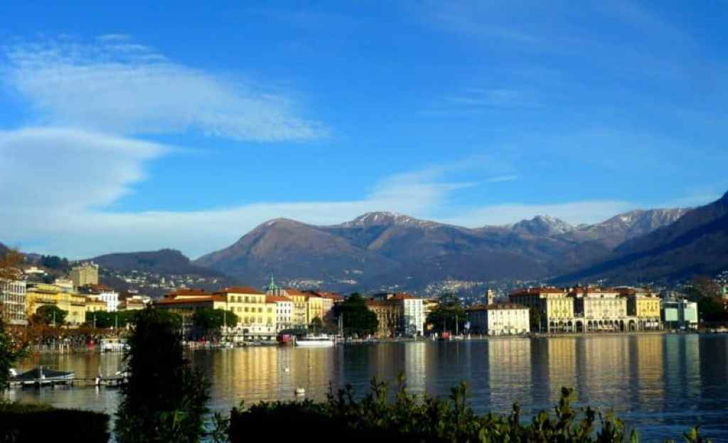 Lugano - travel wishlist