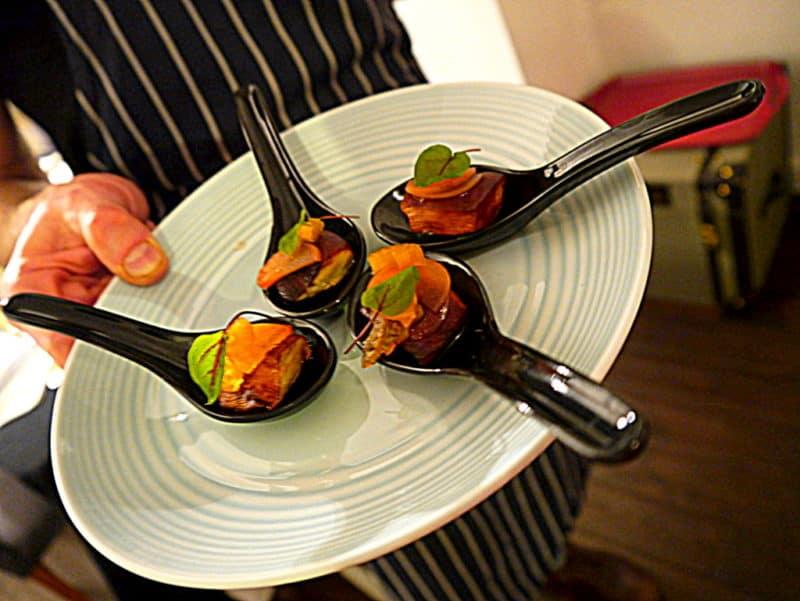 Your Personal Private Chef with La Belle Assiette