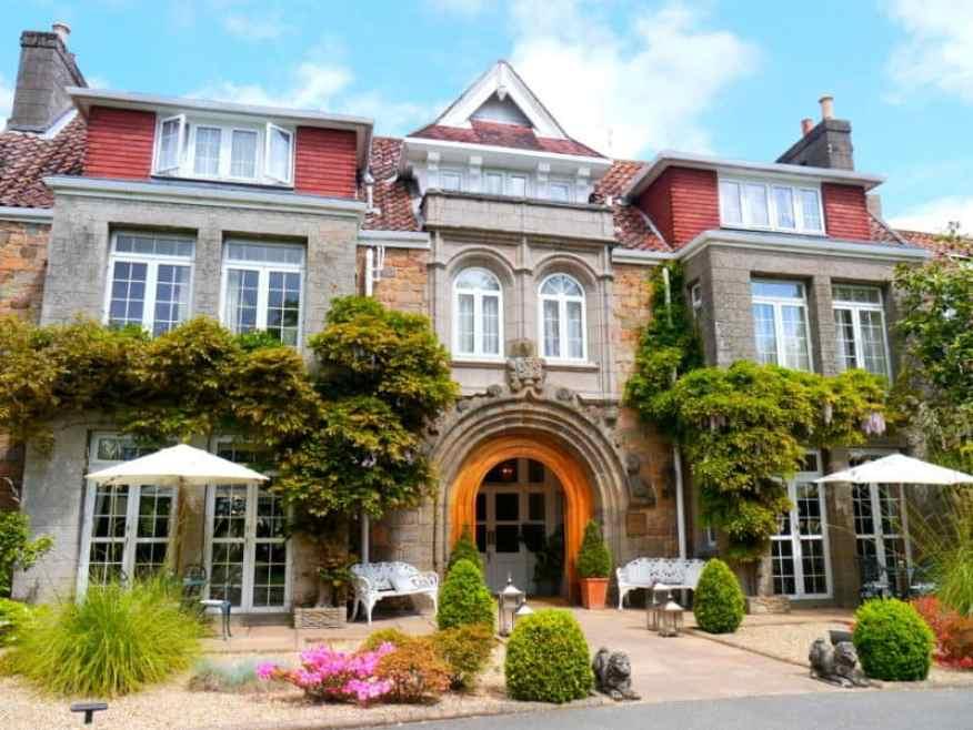 Longueville Manor exterior