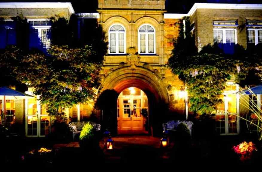 Longueville Manor Relais & Chateaux