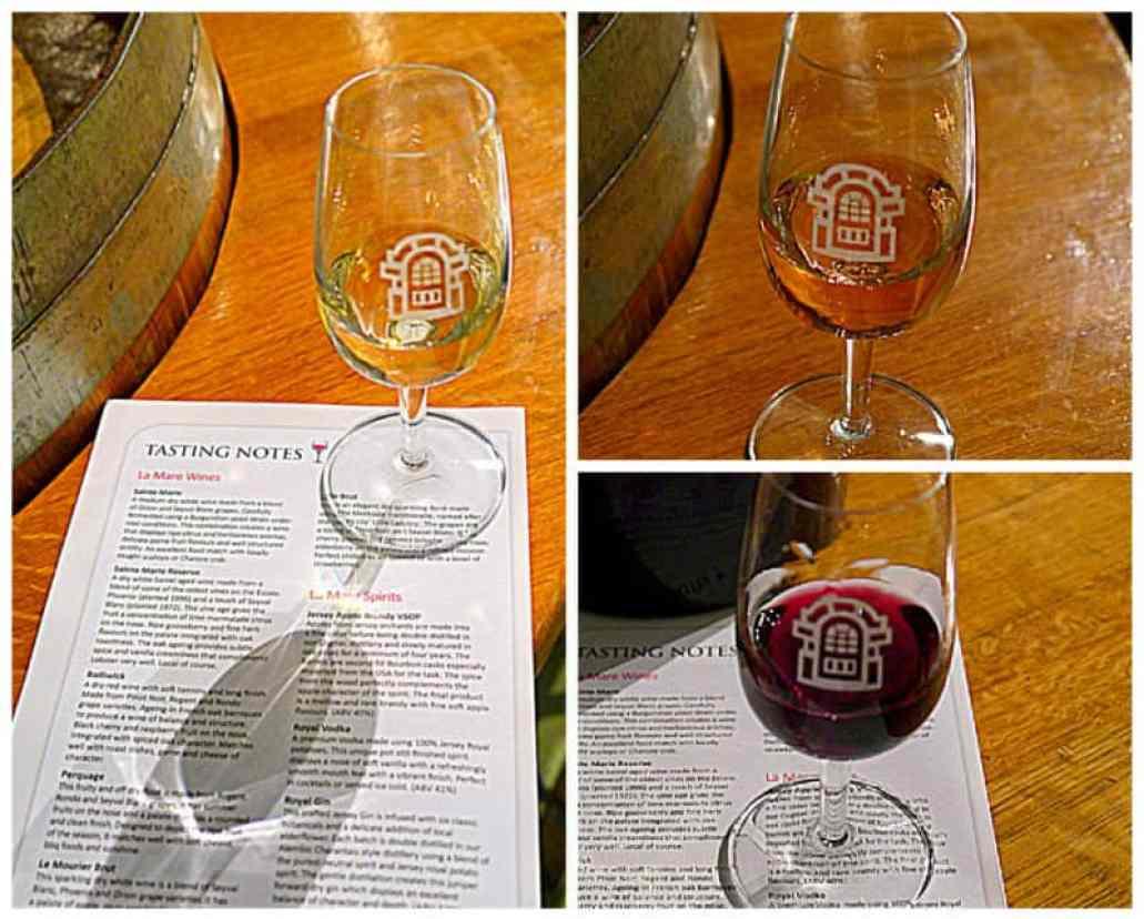 La Mer wines