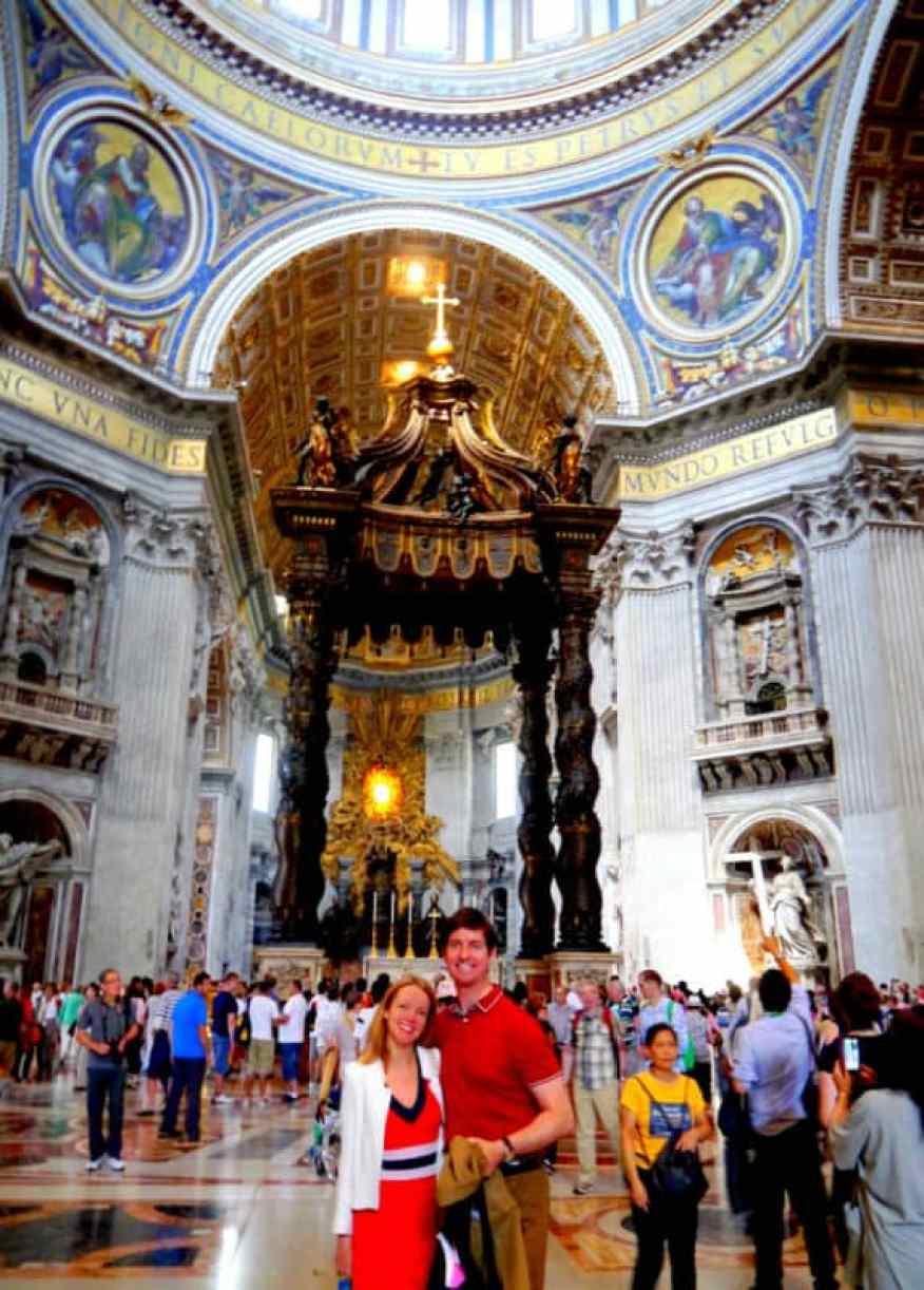 Luxury Columnist Rome
