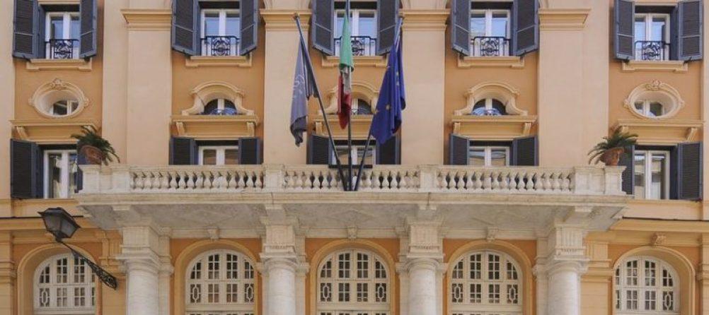 Intercontinental de la Ville Roma