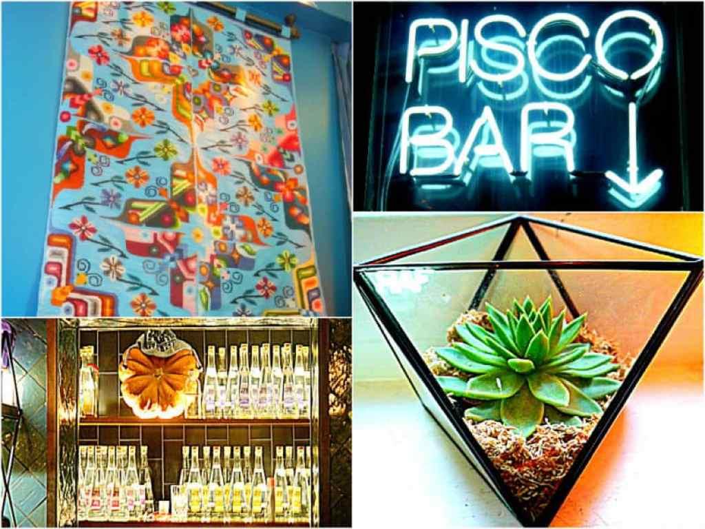 Lima Floral Pisco Bar