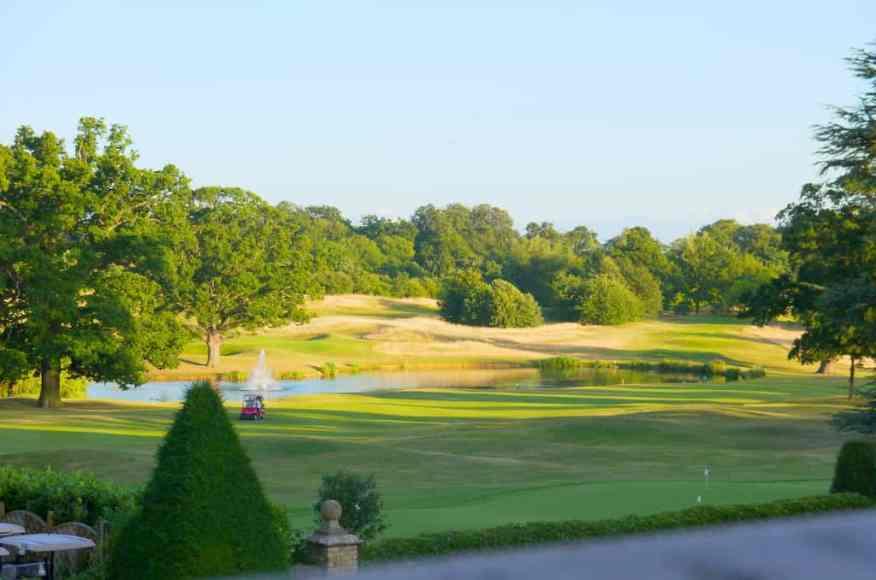 Hanbury Manor Jack Nicklaus golf