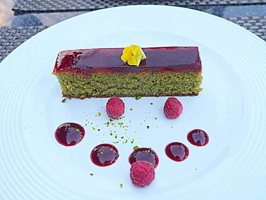 Hanbury Manor dessert