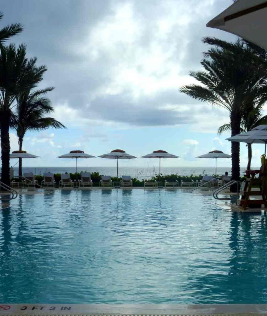 The Breakers swimming pool