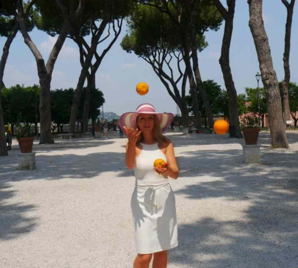 Orange Garden Rome