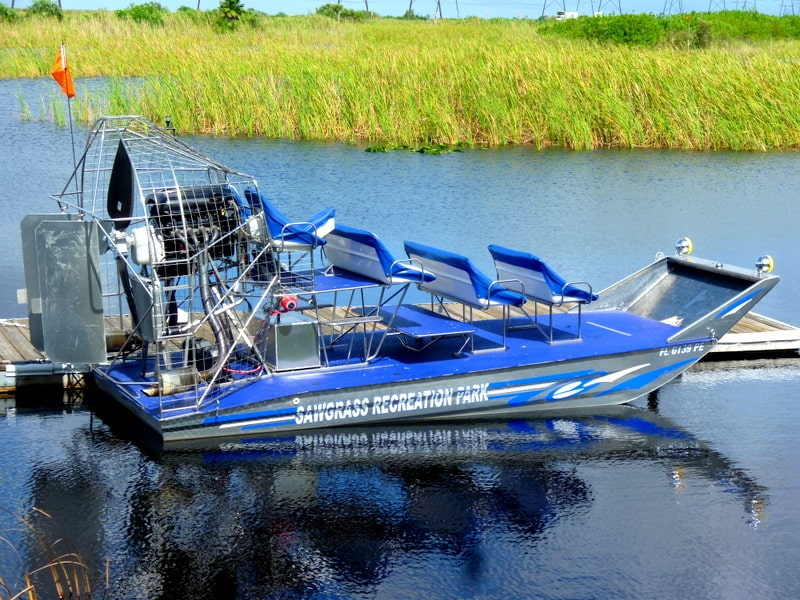 Everglades-air-boat-Florida