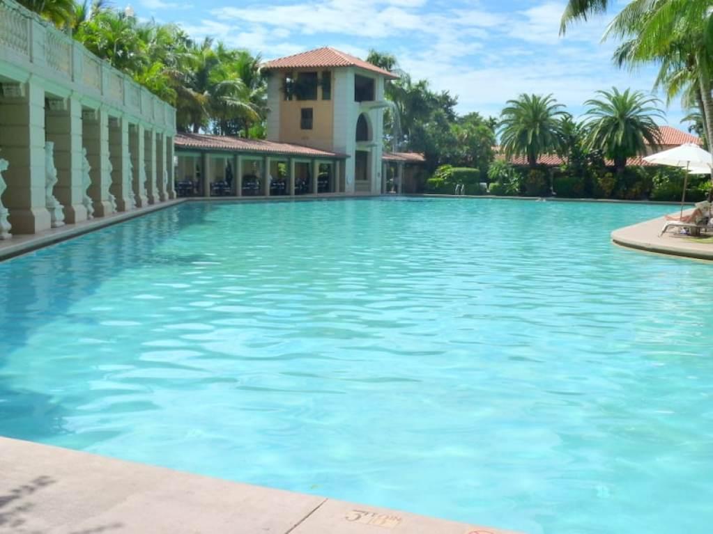 Biltmore Coral Gables swimming pool