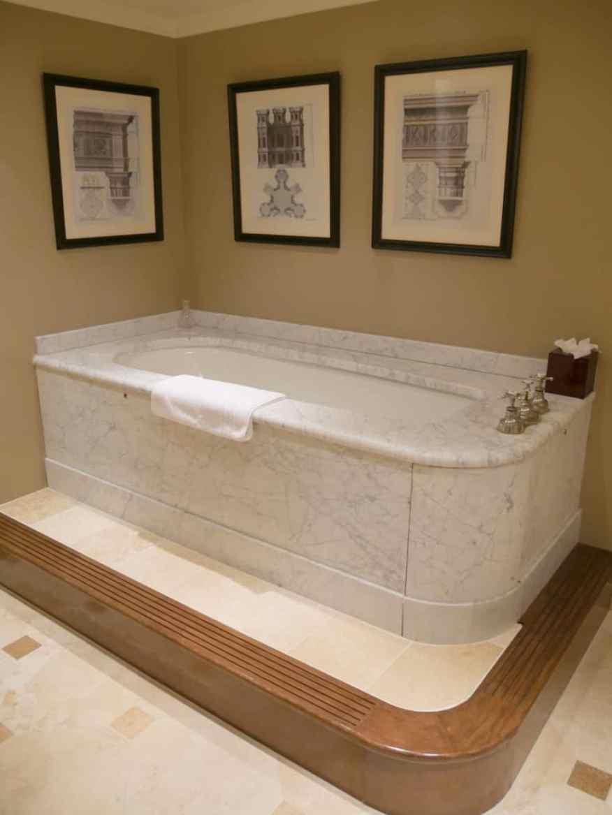 Peter Merzean bath