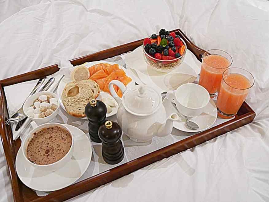 Batty Langely's room service