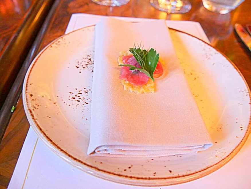 Crocker's Folly chef's table