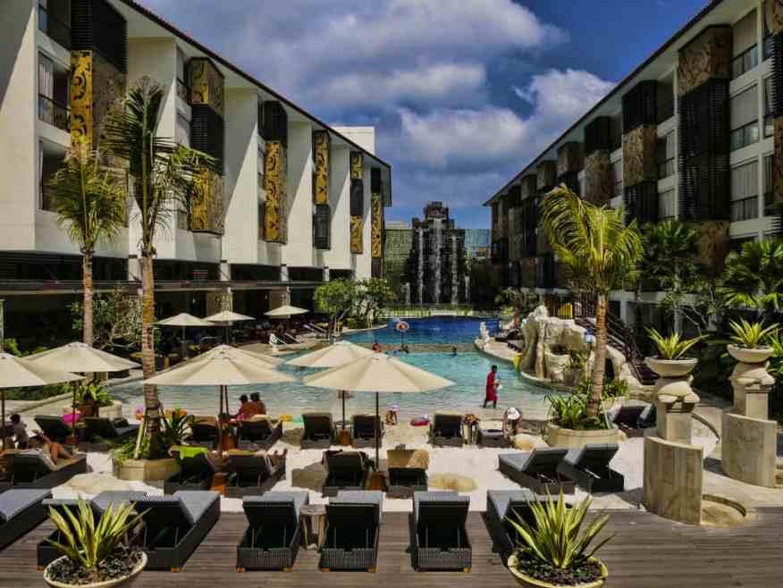 Trans Bali hotel