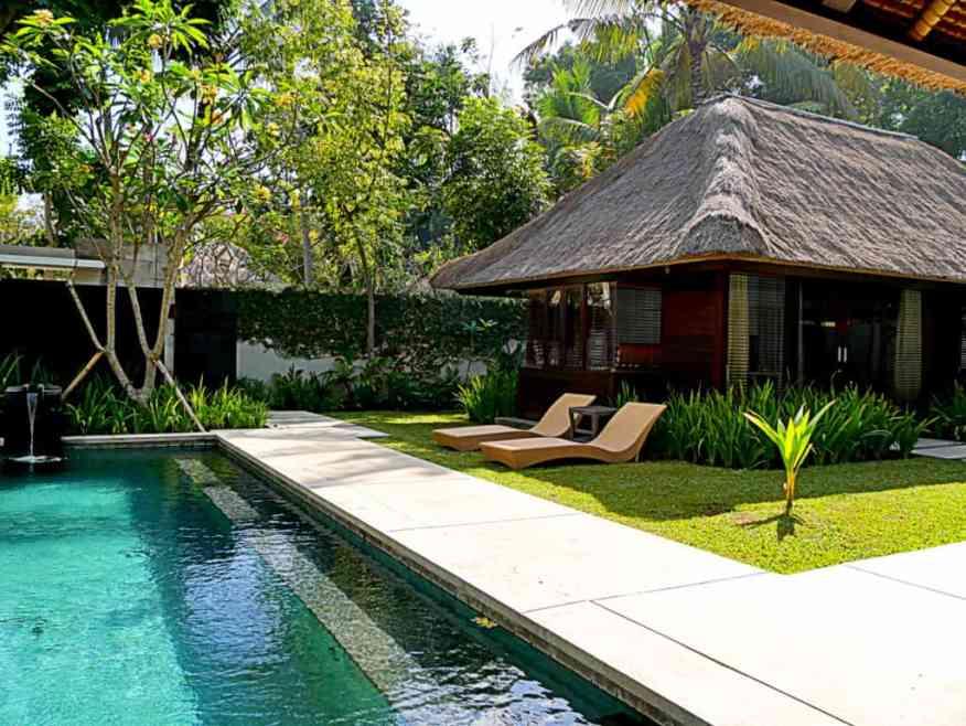 Kayumanis Jimbaran private pool