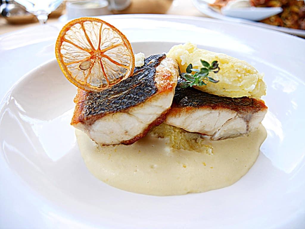 Belmond Caruso fish