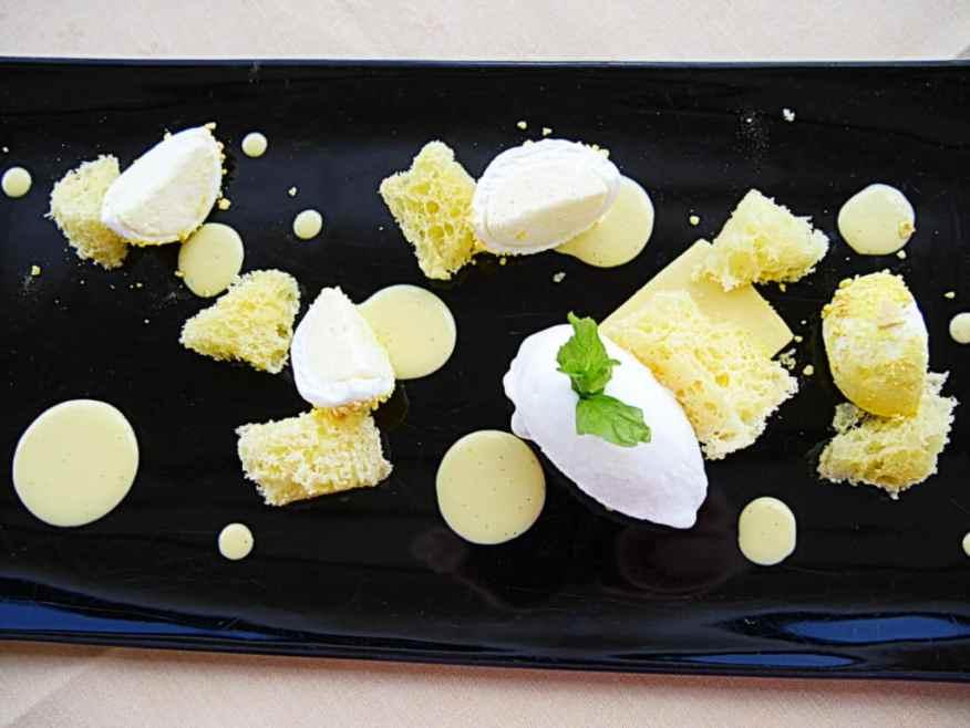 Belmond Caruso dessert
