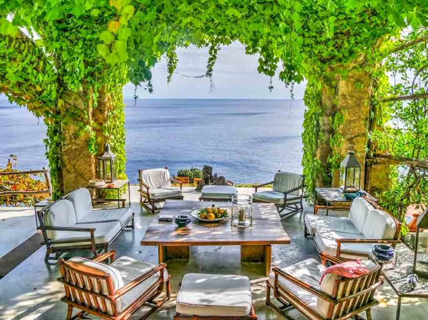 Amalfi Coast private villa