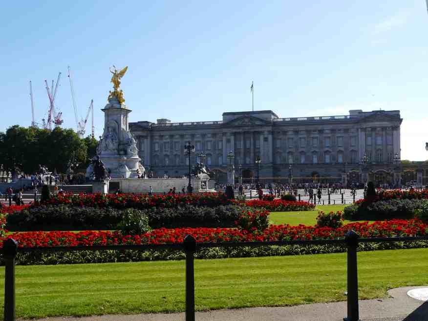 Buckingham Palace private tour