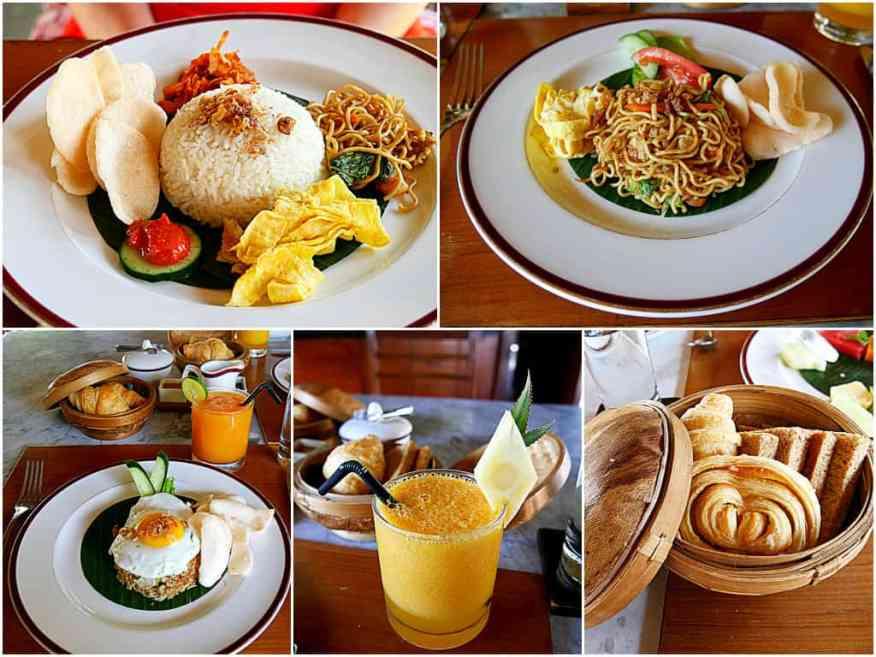 Kayumanis breakfast