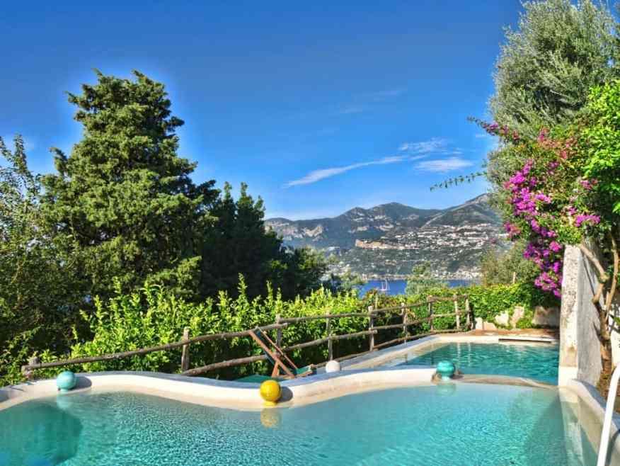 La Torre villa swimming pool