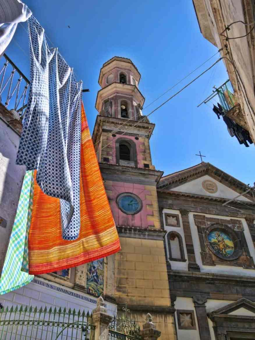 Vietri church Italy