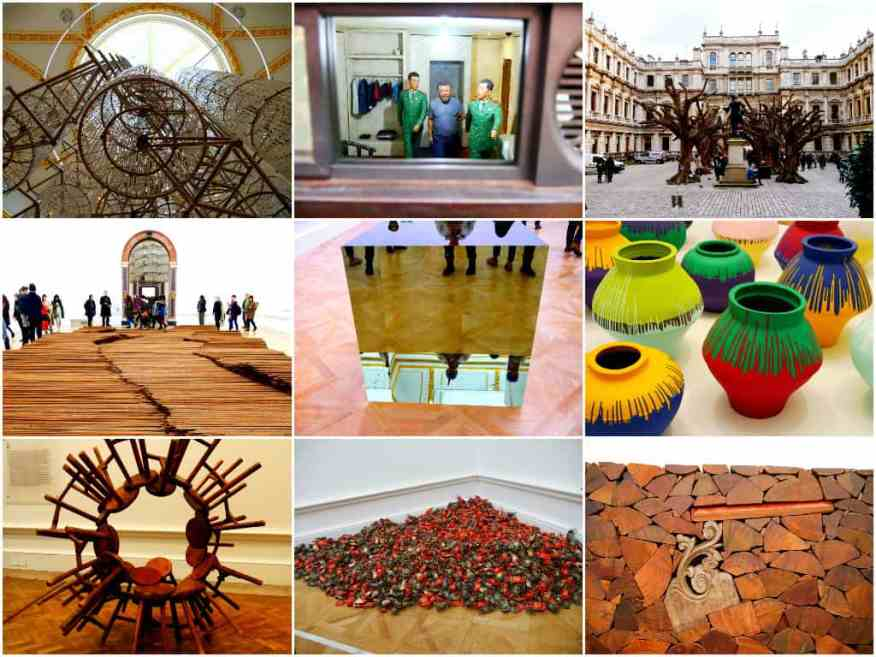 Ai Wei Wei exhibition Royal Academy