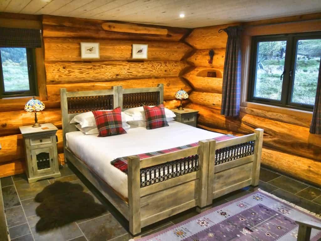 Eagle Brae bedroom